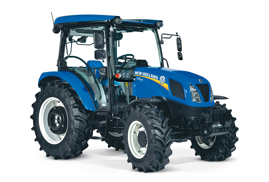 Karl Scheuch New Holland T4S-1