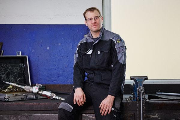 Team-Hans-Juergen Haslinger