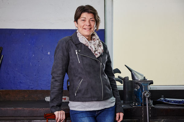 Team-Lucia Bierbaumer