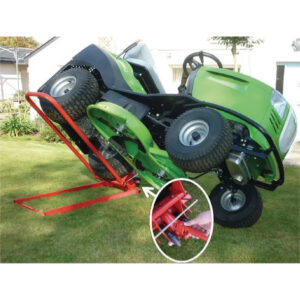 ClipLift, Heber für Rasenmäher bis 300 kg