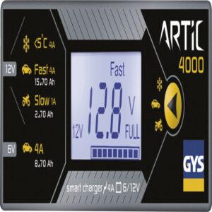 Ladegerät Artic 4000