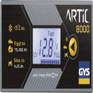Ladegerät Artic 8000