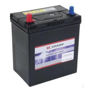 Batterie 12V 35Ah gefüllt