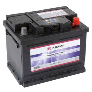 Batterie 12V 50Ah gefüllt