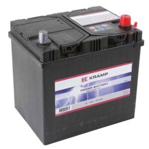 Batterie 12V 60Ah gefüllt