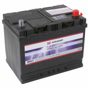 Batterie 12V 68Ah gefüllt