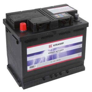 Batterie 12V 70Ah gefüllt
