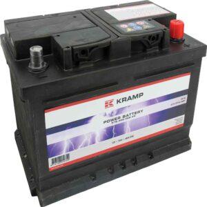 Batterie 12V 72Ah gefüllt