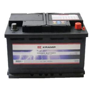 Batterie 12V 74Ah gefüllt