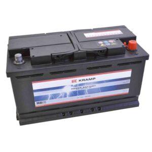 Batterie 12V 95Ah gefüllt