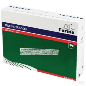 Milchfilterschlauch 200 Stk. 320 x 57mm