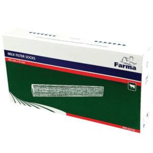 Milchfilterschlauch 200 Stk. 455 x 57mm