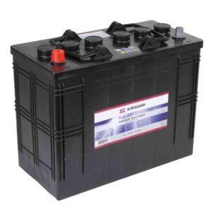 Batterie 12V 125Ah gefüllt