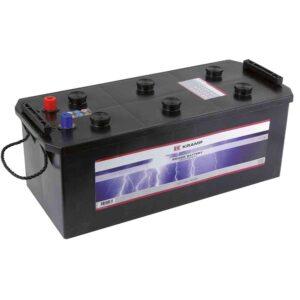 Batterie 12V 130Ah gefüllt