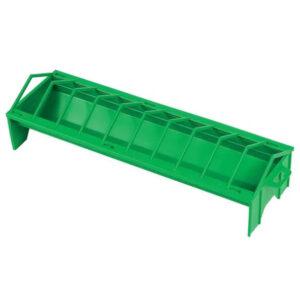 Kunststoff-Futtertrog 50 cm