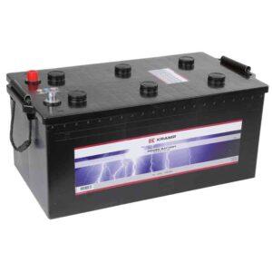 Batterie 12V 225Ah gefüllt