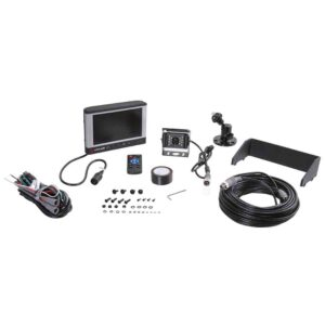 "Kamerasystem 7""TFT Monitor, inkl. Kamera 92°"