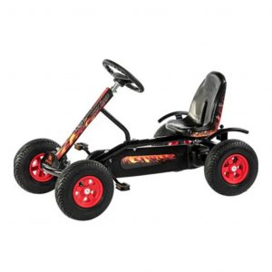 DinoCars Gokart Hot Rod Junior