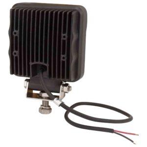 LED-Arbeitsscheinwerfer 25W 3040lm, quadratisch, Weitausleuchtung