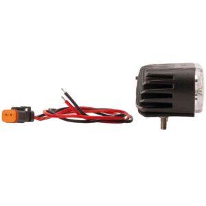 LED-Arbeitsscheinwerfer 20W 1600lm, rechteckig, Nahfeldausleuchtung