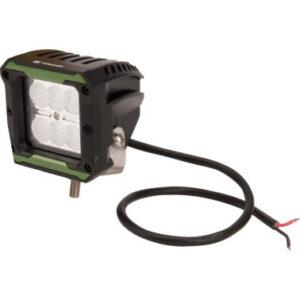 LED-Arbeitsscheinwerfer 18W 1620lm, quadratisch, Nahfeldausleuchtung