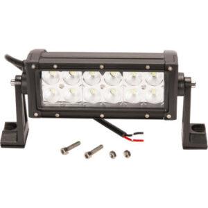 LED-Lichtbalken 36W, 12LED, 3060lm, gerade