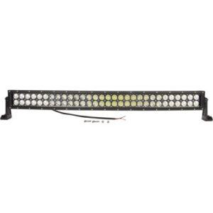 LED-Lichtbalken 180W, 60LED, 16.200lm, gebogen