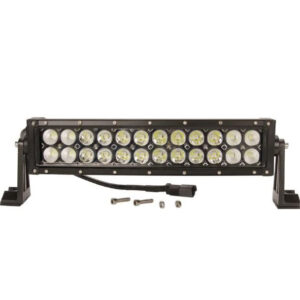 LED-Lichtbalken 72W, 24LED, 6120lm, gebogen