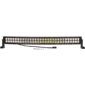 LED-Lichtbalken 180W, 60LED, 15.300lm, gebogen