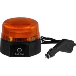LED-Rundumleuchte, wiederaufladbar