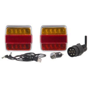 Kabelloser Leuchtensatz 12V (Funk) - LED