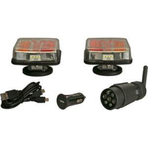 Kabelloser Leuchtensatz 12V (Funk) DYNAMIC - LED