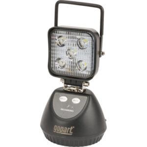 LED Arbeitsleuchte mit Magnetfuss, 1080lm, aufladbar