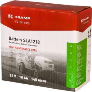 Batterie 12V 18Ah geschlossen