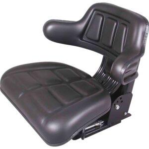 PVC-Sitz mechanisch gefedert