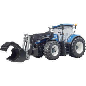 +New Holland T7.315 + frontloader