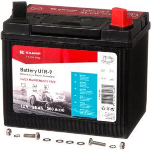 Batterie 12V 28Ah geschlossen
