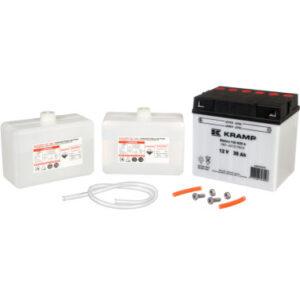Batterie 12V 30Ah inkl. Säurepaket