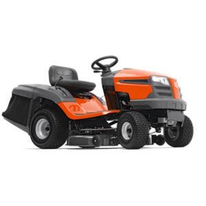 Husqvarna Traktor mit Heckauswurf  TC 138L