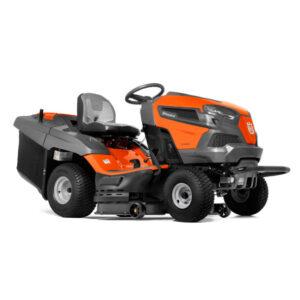 Husqvarna Traktor mit Heckauswurf TC 238TX